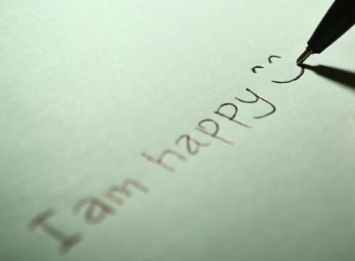 i m happy